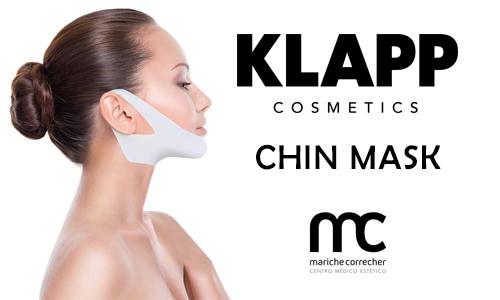 reducir el doble mentón es posible con chin mask - marichecorrecher