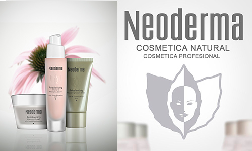 Os presentamos las novedosas cremas de Neoderma