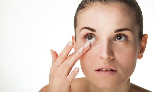 Tratamiento contorno de ojos anti-edad