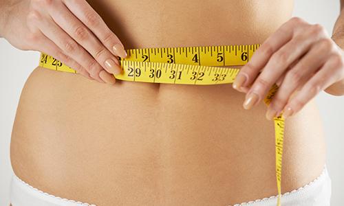 Medición del índice de grasa corporal