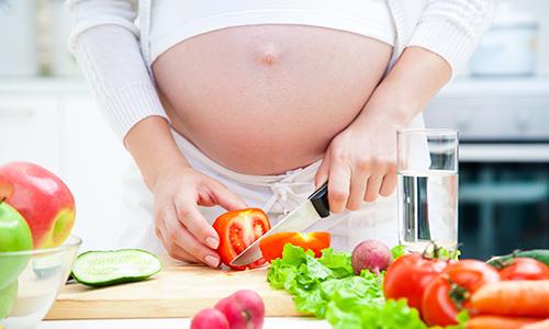 ¿Qué comer durante el embarazo?