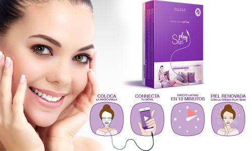 Play Skin: la mascarilla que se activa desde tu Smartphone - Mariche Correcher