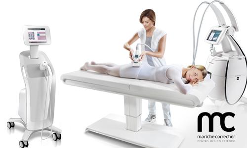 5 tratamientos de aparatología - mariche correcher