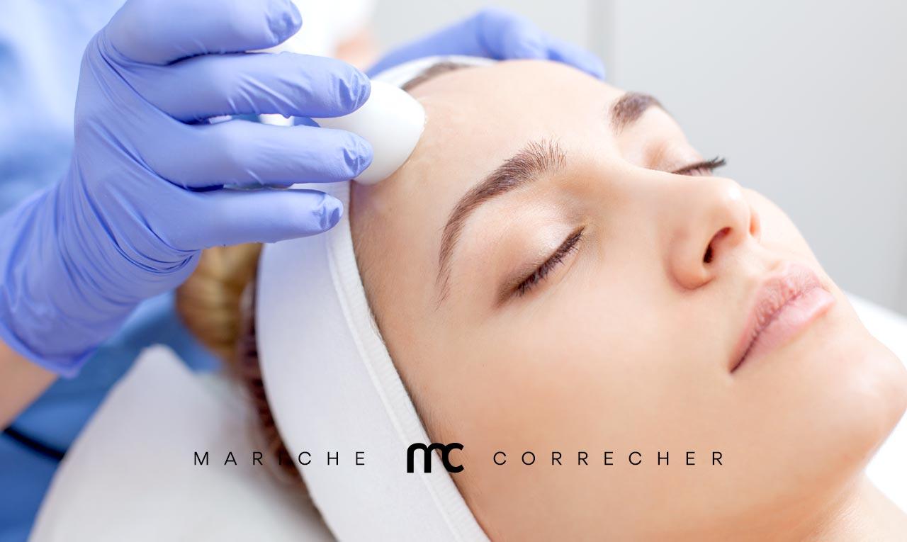 Tratamiento Ultherapy y tratamiento Thermage - Mariche Correcher