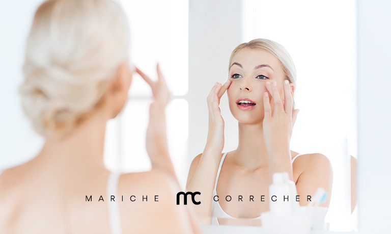 cuidar el contorno de los ojos con celllift eye contour cream - mariche correcher